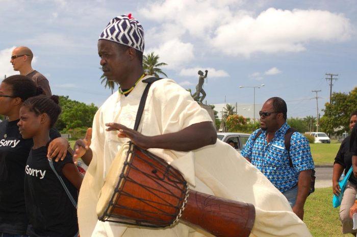 Joseph with Drum
