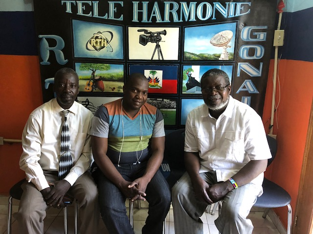 At Harmony TV