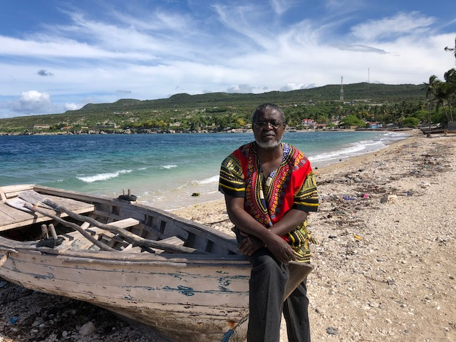 joseph in haiti post 2
