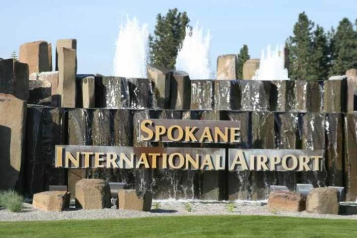Spokane-Airports